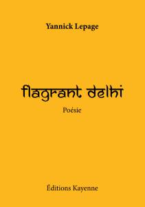 Couverture du livre Flagrant Delhi
